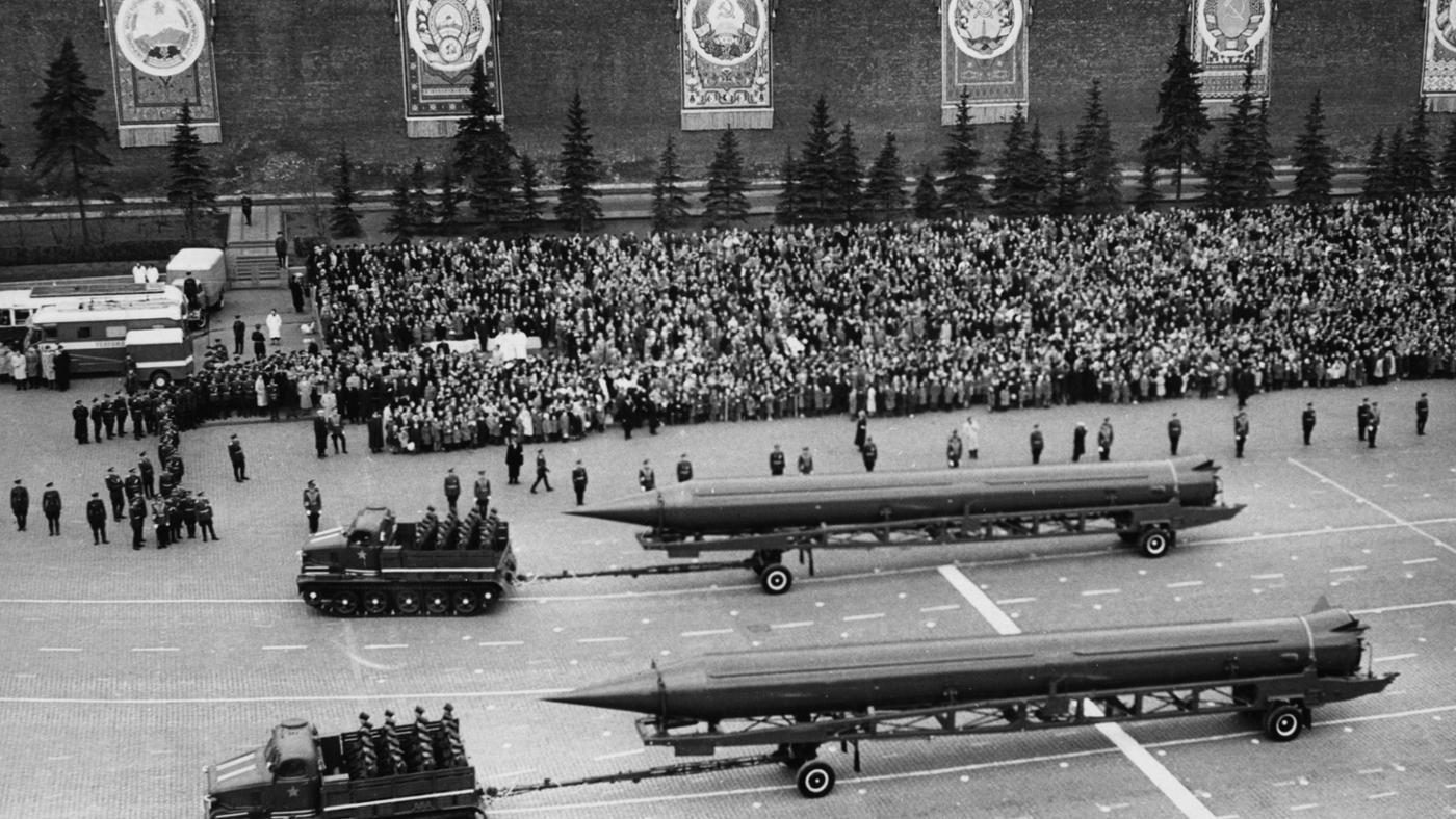 May Day Military Parade - Moscow